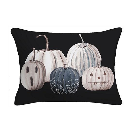 Pumpkin Lumbar Pillow