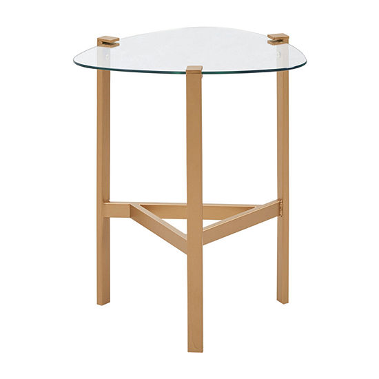 Madison Park Starling Chairside Table