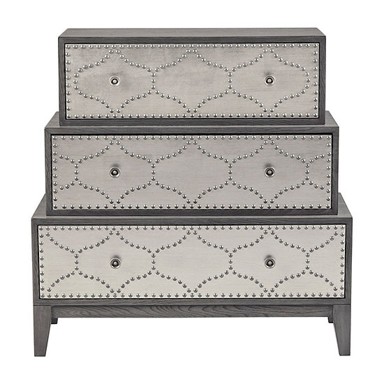 Brookvale 3-Drawer Accent Chest