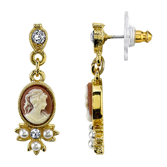 Downton Abbey By 1928 Jewelry Drop Earrings
