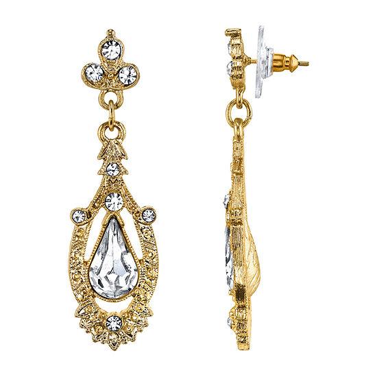 Downton Abbey By 1928 Jewelry Drop Earrings