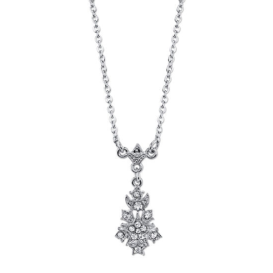 Downton Abbey By 1928 Jewelry 16 Inch Link Pendant