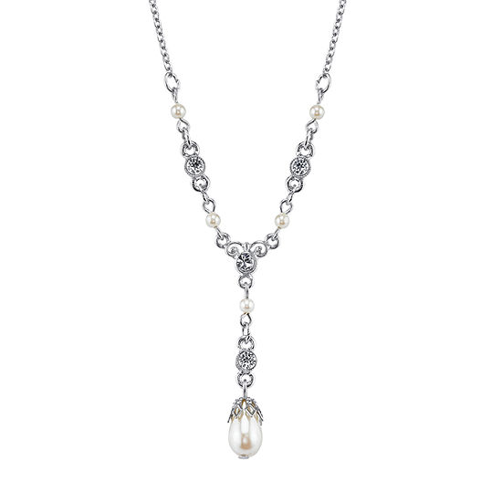 Downton Abbey By 1928 Jewelry 16 Inch Link Y Necklace