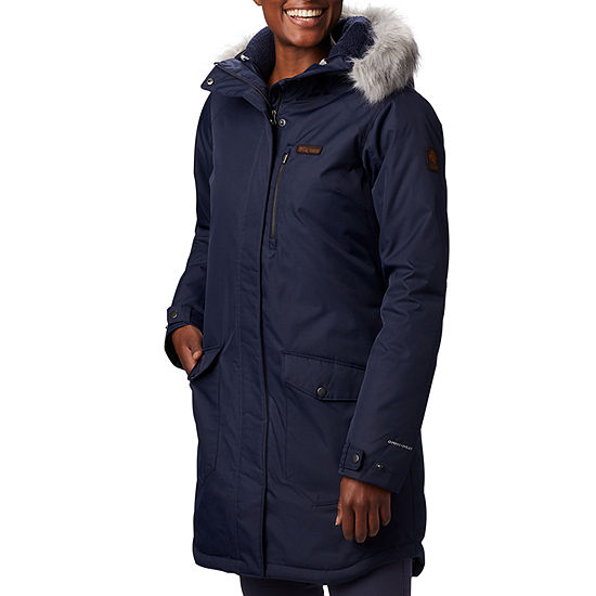 Columbia Suttle Mountain Water Resistant Heavyweight Parka