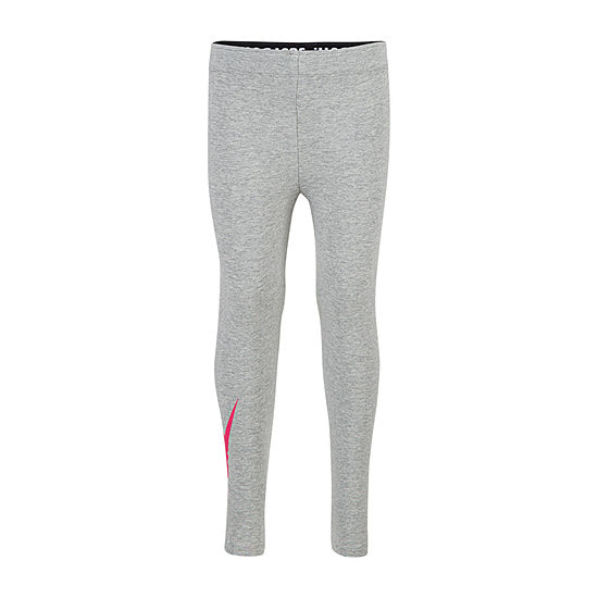 Nike Little Girls Full Length Leggings