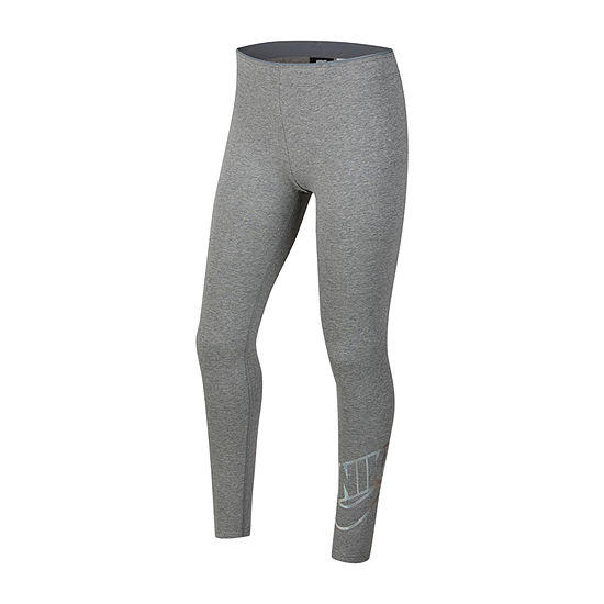 Nike Girls Mid Rise Legging - Big Kid
