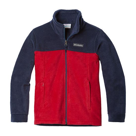 Columbia Boys Fleece Lightweight Jacket Preschool / Big Kid