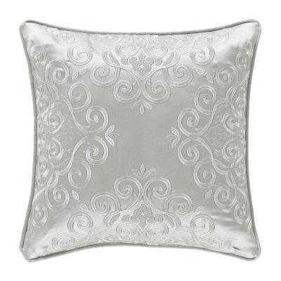 Queen Street Elaine 18x18 Square Throw Pillow