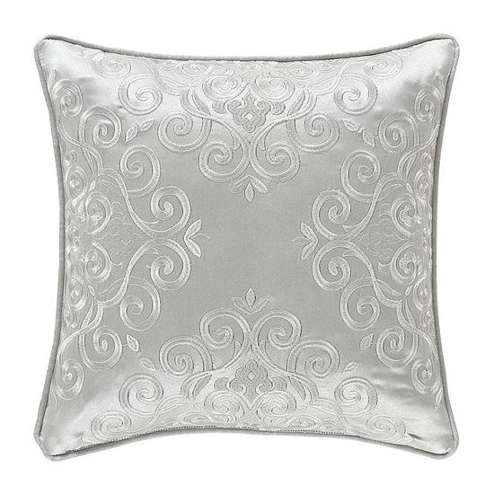 Queen Street Elaine Square Throw Pillow