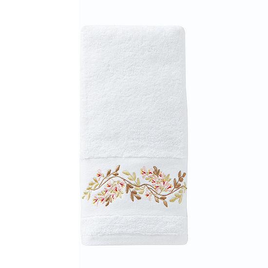 Saturday Knight Misty Floral Bath Towel