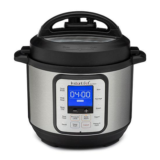 Instant Pot®Duo™Nova 3 Quart Electric Pressure Cooker