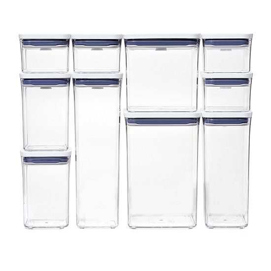 OXO Good Grips Pop 10-Pc. 10-pc. Food Container