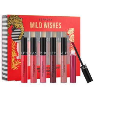 SEPHORA COLLECTION Wild Wishes Cream Lip Stain Set ($90.00 value)