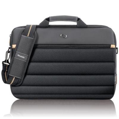 "SOLO Pro 15.6"" Laptop Slim Briefcase"