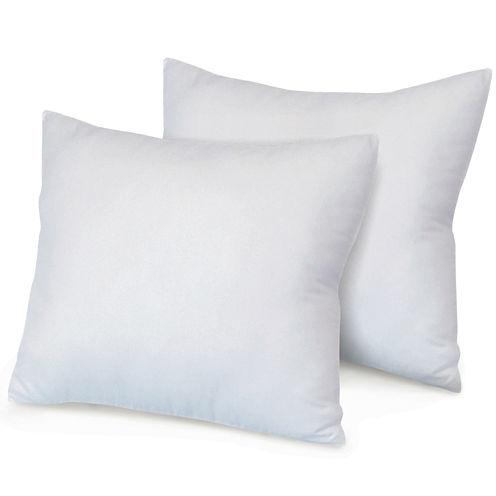 SensorPEDIC® Square Euro 2-Pack Pillow Inserts