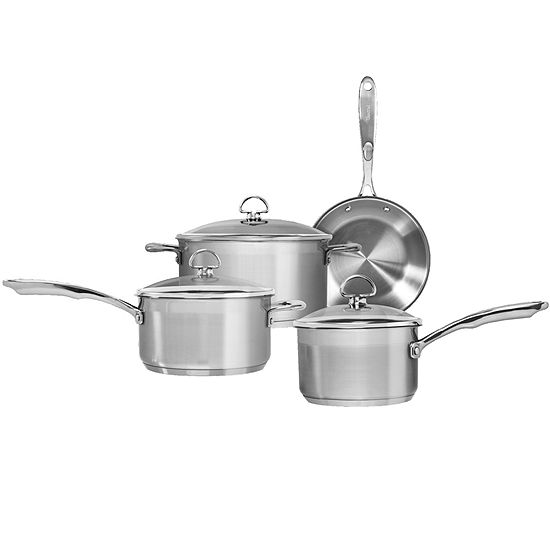 Chantal® Induction 21 Steel™ 7-pc. Cookware Set