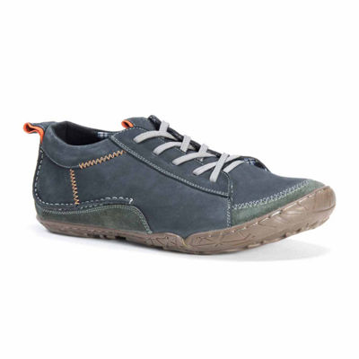 Muk Luks Mens Cory Oxford Shoes Closed Toe