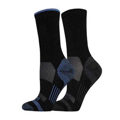 Dickies 2 Pair Crew Socks - Womens