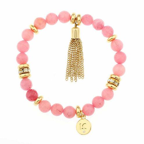 Liz Claiborne Pink Jewelry Set