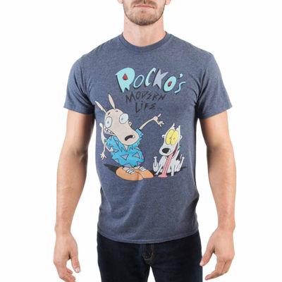 Rockos Modern Life Graphic T-Shirt
