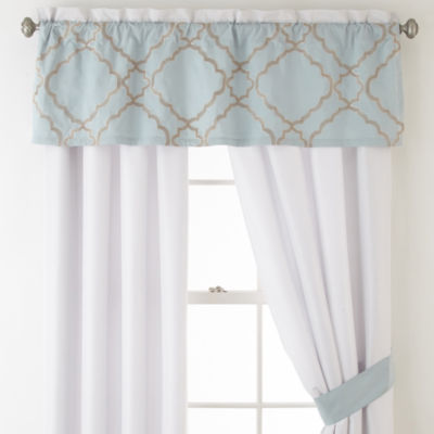 Home Expressions Gretchen 2-pack Curtain Panels
