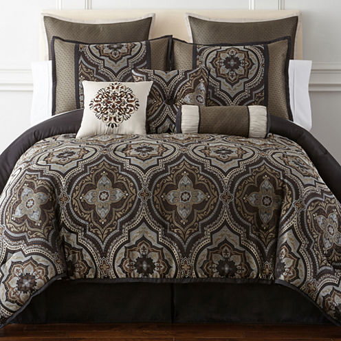 Home Expressions™ Vincenzo 7-pc. Comforter Set