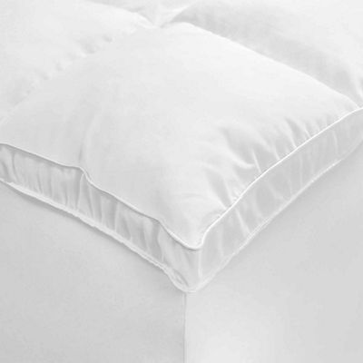 Hotel Laundry 2 Pack Microfiber Gusseted Fiberbed