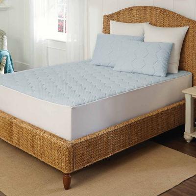 Arctic Sleep™ by Pure Rest™ Cooling Gel Memory Foam Mattress Pad