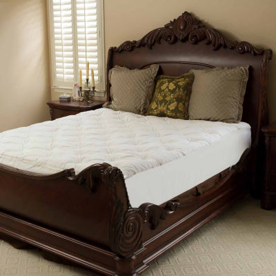 Downton Abbey® Victoria Tufted Mattress Pad