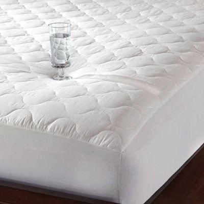 Hotel Laundry™ Set of 2 Quiet Waterproof Mattress Pad