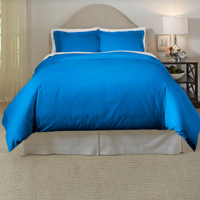 Pointehaven 410tc Duvet Cover Set