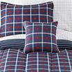 Home Expressions™ Plaid Comforter Set
