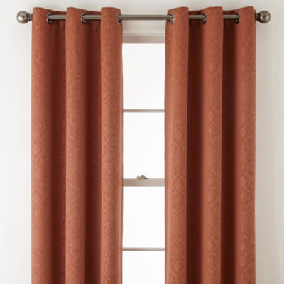 Home Expressions Norris 2-Pack Grommet-Top Curtain Panels