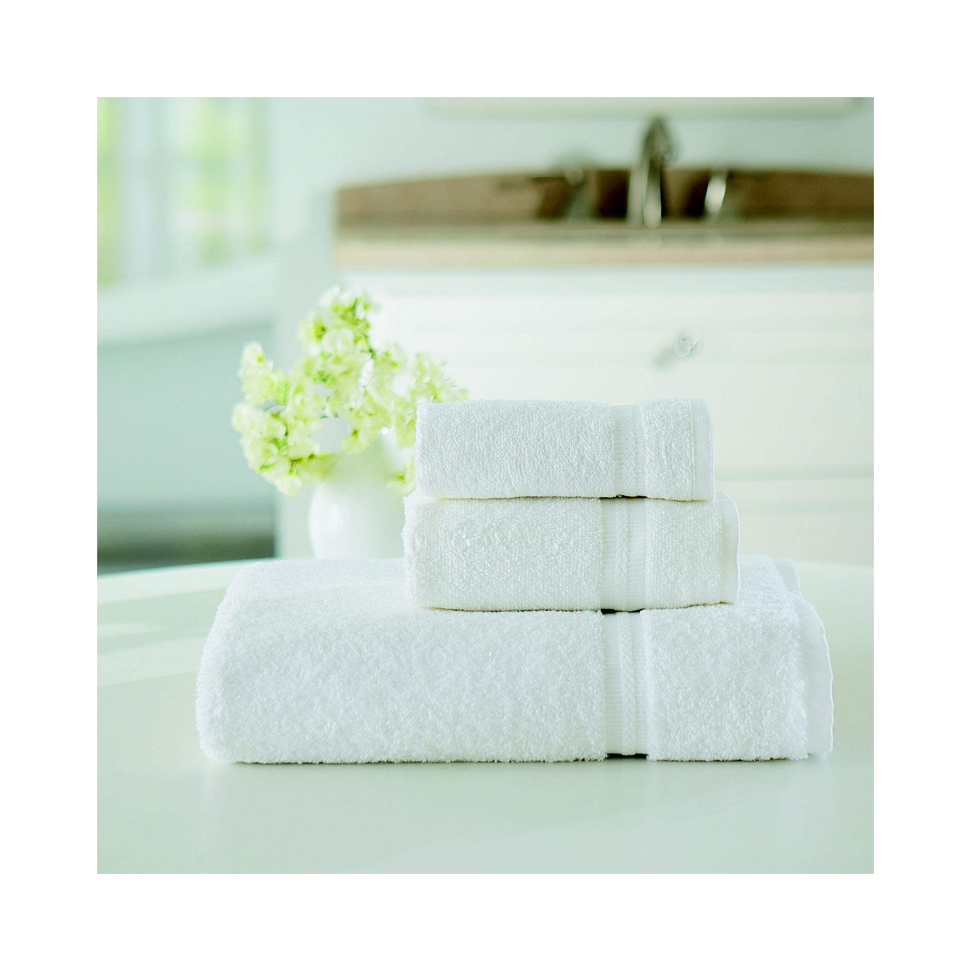 Welingham 60-pc. 27x50 Bath Towel Set
