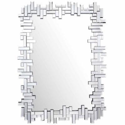 Zuo Modern Choppy Wall Mirror