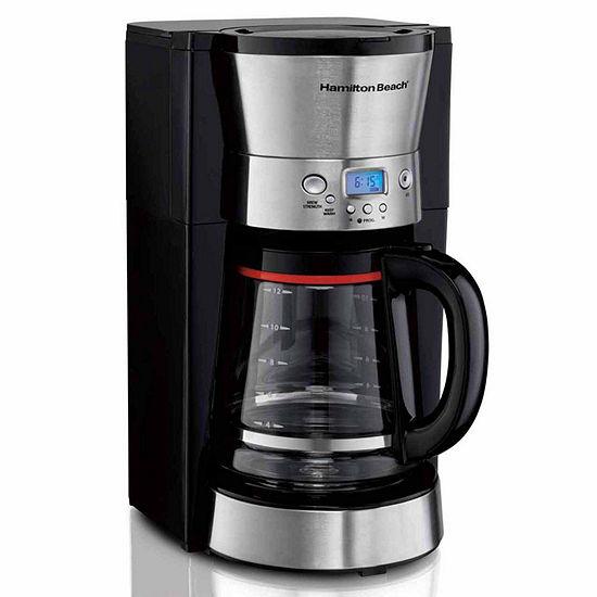 Hamilton Beach 12 Cup Programmable Coffee