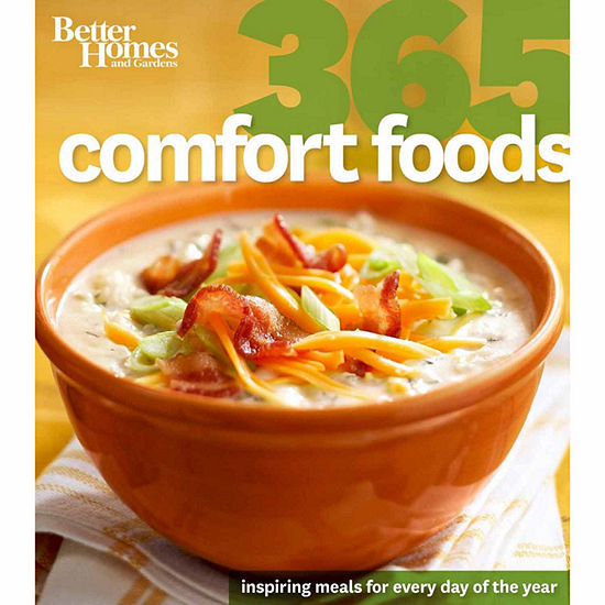 Better Homes And Gardens: 365 Comfort Foods