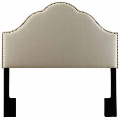 Glam Upholstered Headboard