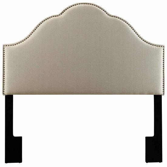 Glam Upholstered Headboard
