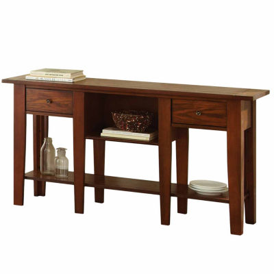 Steve Silver Co 2-Drawer Console Table
