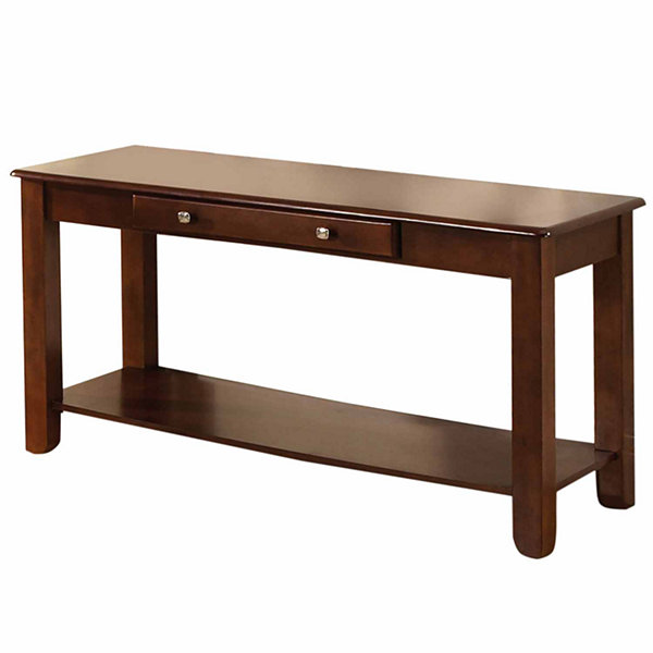 Steve Silver Co 1-Drawer Console Table