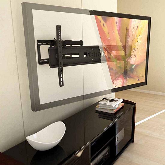 "Full Motion Flat Panel 70"" Max TV Wall Mount"
