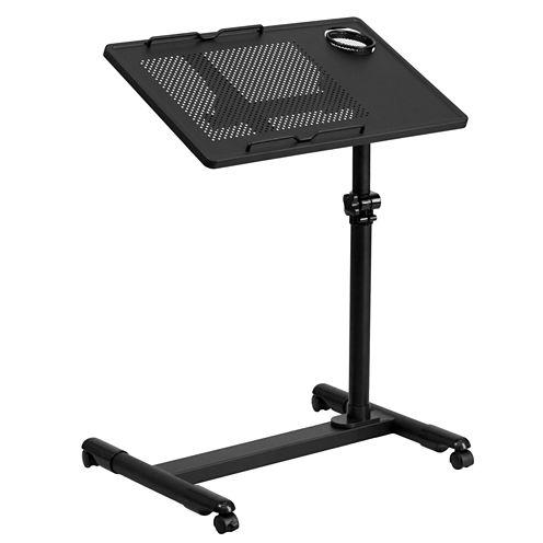 Adjustable Height Steel Computer Desk