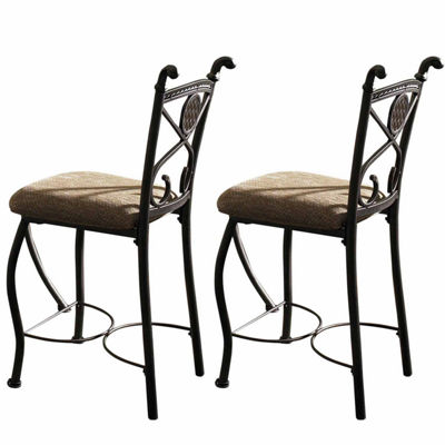 Steve Silver Co Bellaire 3-pc. Breakfast Nook Set