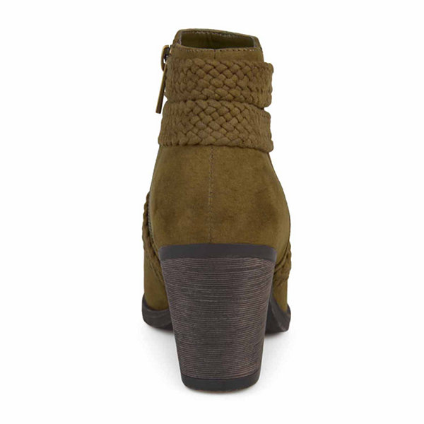 Journee Collection Seneca Womens Bootie