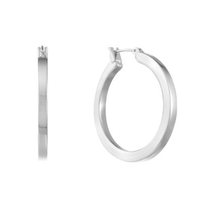 Liz Claiborne 28.5mm Hoop Earrings