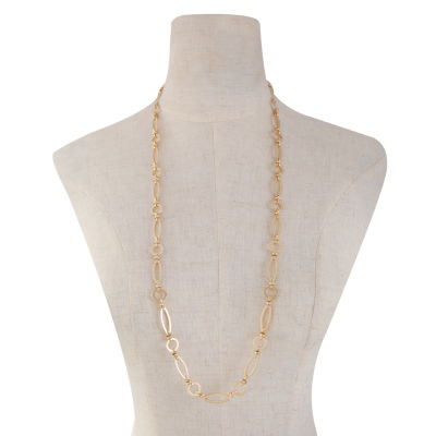Monet Jewelry 32 Inch Chain Necklace