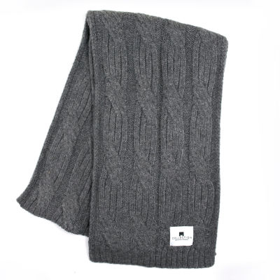 Collection by Michael Strahan Cable Knit Scarf