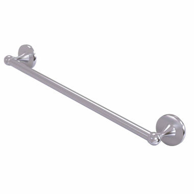 Allied Brass Dottingham Collection 30 Inch Towel Bar With Integrated Hooks