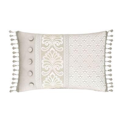 Queen Street Lorenzo Rectangular Throw Pillow